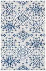 Safavieh Vail Gray & Blue Wool Rug - 2