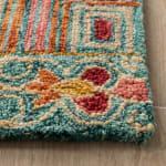 Safavieh Vail Pink & Gold Wool Rug - 3