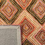 Safavieh Vail Gold & Green Wool Rug - 4