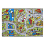 J&M Kids Play Rug Street Map 40x60 - 1