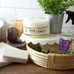 Shea Butter Lavender Hand Cream - 2