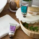 Shea Butter Lavender Hand Cream - 4
