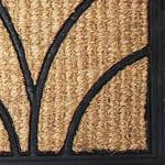 J&M Tuffridge Light Daisy Doormat 18x30 - 4