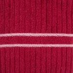 J&M Red Ribbed Terrydishtowel (Set of 6) - 5