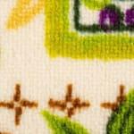 J&M Olives Print Kitchen D-Slice Rug 18x30 - 3