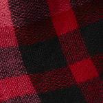 Tickled Pink Magenta Blanket Scarf - 5