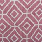 Polyester Storage Bin Stained Glass Rose Round Medium 12x15x15 - 5