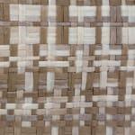 Paper Storage Bin Tweed Stone Rectangle Large 17x12x12 - 5
