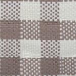 Paper Storage Bin Checkers Stone Round Medium 13.75x13.75x17 - 4