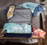 Aqua Lattice Set B Mesh Laundry Bag (Set of 6) - 1