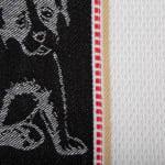 Dog Jacquard Dishtowel (Set of 3) - 7