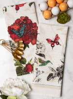 Botanical Blooms Dishtowel (Set of 2) - 1