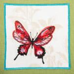 Assorted Botanical Embellished Dishtowel (Set of 3) - 6