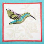 Assorted Botanical Embellished Dishtowel (Set of 3) - 7