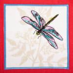 Assorted Botanical Embellished Dishtowel (Set of 3) - 8