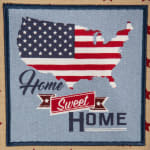 Happy 4th Of July Embroidered Dishtowel (Set of 3) - 7