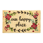 Our Happy Place Doormat - 1