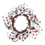 4th Of July Wreath - 2