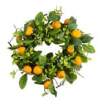 Lemon Wreath - 1