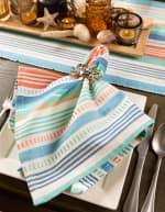 Seashore Stripe Napkin (Set of 6) - 1