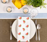 Watermelon Print Napkin (Set of 6) - 7