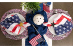 Americana Braided Placemat (Set of 6) - 7