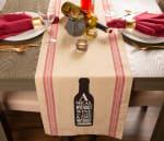 Wine and Sunshine Table Runner 14x72 - 3