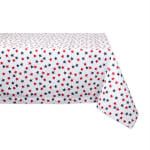 Americana Stars Print Tablecloth 60x104 - 2