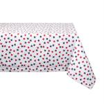 Americana Stars Print Tablecloth 60x84 - 2