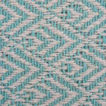 Aqua Diamond Table Runner 15x72 - 4