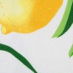 Lemon Bliss Print Outdoor  Placemat (Set of 6) - 4