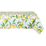 Lemon Bliss Print Outdoor Tablecloth 60x120 - 2