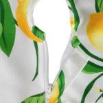 Lemon Bliss Print Outdoor Tablecloth With Zipper 60x84 - 6