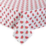 Watermelon Print Outdoor Tablecloth 60x120 - 3