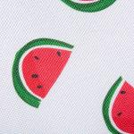 Watermelon Print Outdoor Tablecloth 60x120 - 6
