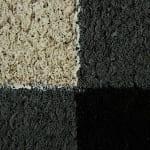 Black & White Buffalo Check Doormat - 5
