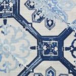 Lisbon Print Oven Mitt, Set of 2 - 4