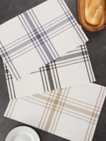 """Stone Home Sweet Farmhouse Placemats, 13x19"""", Set of 6 - 7"""