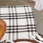Homestead Plaid Tablecloth, 40x40 - 3