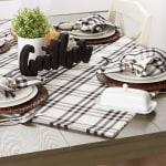 Homestead Plaid Tablecloth, 40x40 - 6