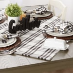 Homestead Plaid Tablecloth 60x104 - 1