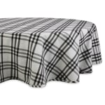 "Homestead Plaid Tablecloth, 70"" Round - 3"