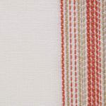"Pimento Fringed Stripe Napkins, 20x20"", Set of 6 - 3"