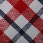 American Plaid Table Topper 40x40 - 4