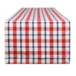 American Plaid Table Runner 14x72 - 2