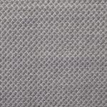 Gray Bordered Dobby Table Runner 15x108 - 6