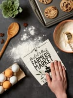 Farmers Market Swedish Dishcloth Set/3 - 9
