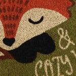 Cozy Fox Doormat - 7