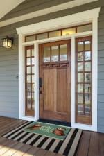 Hoots There Doormat - 6
