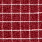 Barn Red Combo Windowpane Dishcloth (Set of 6) - 7